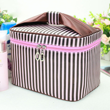 Big Cosmetic Bag Women Waterproof Professional Toiletry Kit Wash Necessaire Travel Organizer Make up Bags Barret Cases