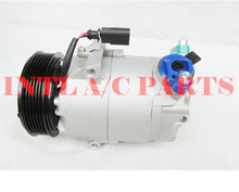 5Z0820803 CS10061 A1140024 for Delphi CVC air conditioner ac compressor for Volkswagen VW Fox/Polo/Crossfox/SpaceFox 6pk(China)