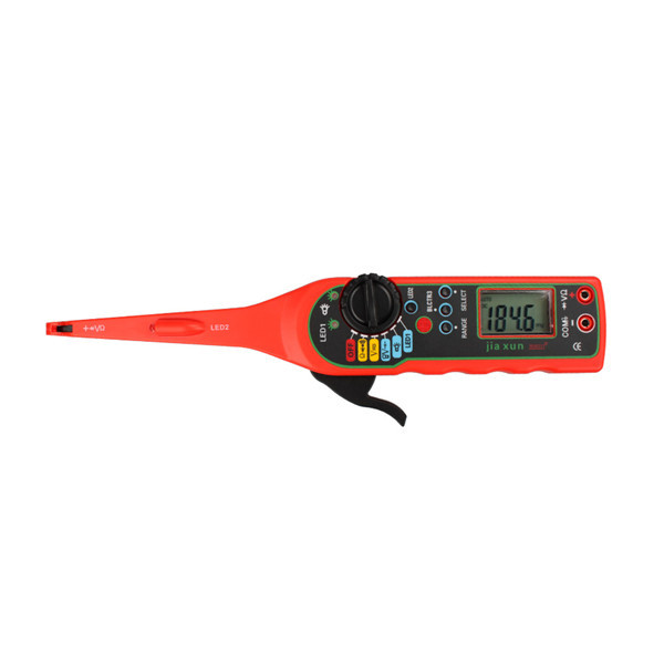 Multi-function Auto Circuit Tester Line/Electricity Detector and Lighting 3 in 1 Auto Repair Tool(Red) Voltage Measurement Gear<br><br>Aliexpress