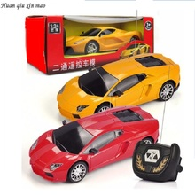 Huan qiu xin mao Kids RC Cars 1/24 Speed Radio Remote Control car modle Racing Car Children Toy Christmas Birthday Gift(China)
