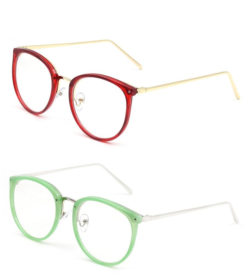 Gafas Eyewear para mujer con montura de metal – col.fantastyc