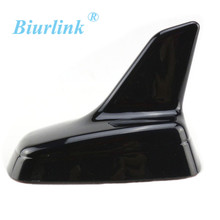 Car Shark Antenna Decoration Black Roof Top Fin Antenna for Audi A1 A3 A5 A6 A7 A8 S5(China)