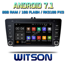 WITSON Android 7.1 QUAD CORE CAR DVD GPS FOR VOLKSWAGEN GOLF/B5 dvd player gps car radio navigation system car gps dvd player(China)