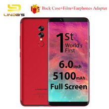 Full Screen 6.0 inch 5100mAh UMIDIGI S2 Smartphone 4G Android 6.0 Helio P20 Octa Core Cellphone 4GB 64GB 13MP+ 5MP+5MP Type-C(China)