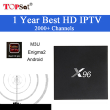 1 Year Arabic French UK Europe IPTV Italy code 2000+ Channels for Android USB Wifi TV Box Support Android tv Box or MAG25x m3u(China)