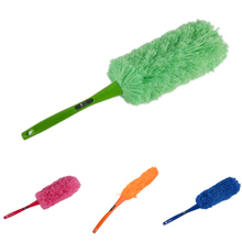 New Multi function Magic Soft Microfiber Cleaning Duster Dust Cleaner Handle dusters Static anti window home cleaning(China)