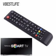 VBESTLIFE New 433Mhz TV Remote Control for Samsung HDTV LED LCD Smart TV Television Controller Universal(China)