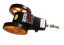 AC цифровой роллинг колеса счетчика LK-90SC с функцией контроля измерения ткань текстильной длина кабеля(China)