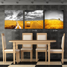 Wall Pictures for Living Room Cuadros 3 Piece Canvas Wall Islamic Oil Painting Painel De Fotos Marco Women Eminem Dafen Artwork(China)