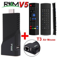 Rikomagic RKM V5 Mini PC RK3288 4K Android 4.4 TV Box Quad Core 2G 16G H.265 XBMC Bluetooth Dual Wifi Smart  TVbox Google IPTV