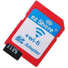 WIFI-Wireless Hot Sale New Arrival EZ Share Wireless SD Card Reader Adapter WIFI Micro SD Card Reader