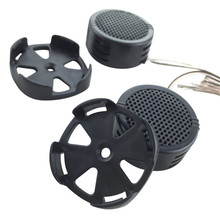 Wholesale 1 Pair Super Power Loud Stereo Audio Dome Portable Mini Tweeter Speaker For Car Auto 500W UK Audio