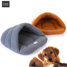2017 New Large Pet Dog Bed Puppy Kennel Sofa Pet Toys Mat House Cat Sleeping Bag Nest Ceragem Massage Bed(China)