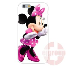 Soft TPU Silicon Cell Phone Cases For Samsung Galaxy Note 2 3 4 5 A3 A5 A7 J1 J2 J3 J5 J7 2016 Popular Cute Mickey Mouse Hard