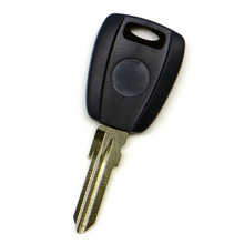 WhatsKey Uncut Blade Fob Case GT15R Transponder Key For FIAT Bravo Punto Ducato Daily Stilo Replacement Key Cover