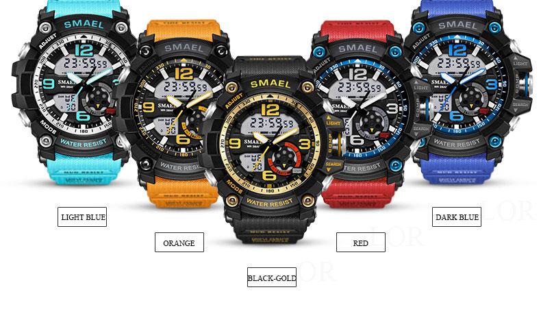 8 sport watch for men