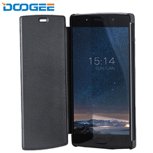Original DOOGEE BL7000 Cell Phone Case Horizontal Protector Flip Leather Smartphone Case Cover Shell for DOOGEE BL7000(China)
