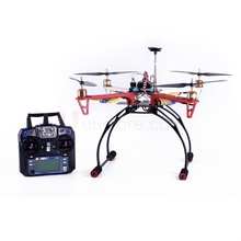 F450 Quadcopter Rack PNP ARF Combo APM2.6 and 6M GPS XXD 2212 1000KV HP 30A 1045 Propeller