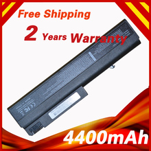 4400mAh Laptop Battery for HP for COMPAQ NX6100 NX6105 NX6110 NX6110/CT NX6115 NX6120 NX6125 NX6130 NX6140 NX6300(China)