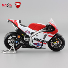 1:18 scale kids mini GPIS andrea dovizioso lannone No 04/29 collectible motorbike diecast cars motorcycle 2017 toys for children