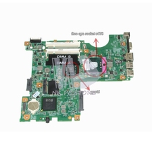 CN-0K137P 0K137P K137P Main Board For Dell Inspiron 1440 Laptop Motherboard 48.4BK09.011 DDR2 GM45 Free CPU