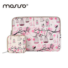 MOSISO 11.6 13.3 inch Laptop Bag Case For Macbook Air Pro Asus 11 13 Bohemian Women Notebook Sleeve Cover Handbag Fashion