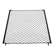 4 Hook Car Universal Trunk Cargo Net Mesh Storage Organizer Auto Accessories(China)