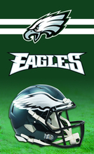 3FTX5FT Philadelphia Eagles flag Football helmet flag 100D polyester digital printed with 2 gromments(China)