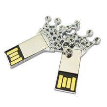 2017 high quality cheap Imperial crown Usb flash drive memory stick u disk thumb pen drive free shipping