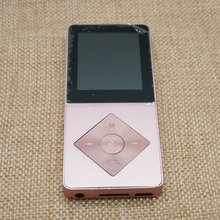 High Quality HIFI Music Player 1.8 Inch Screen Metal MP4 Players 8GB Support TF Card Built-in Speaker FM Radio Video Recorder