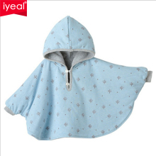 IYEAL High Quality Baby Cloak Two-sided Wear England Style Newborn Winter Thicking Coat Jacket Infant Outwear Baby Cape