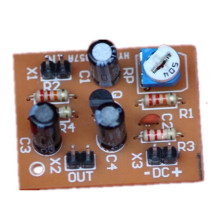 DIY Kit DC12V Typical Division Voltage Bias Single Tube Low Frequency Amplifier Circuit Board DIY(China)