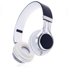 EP16 Adjustable 3.5mm Wired Headband Earphone Folding Headphone HiFi Stereo Deep Bass Noise Canceling for Smart Phone Tablet PC