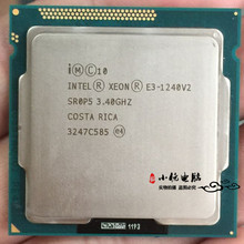 Intel Xeon E3-1240 v2 8 M Cache 3.40 GHz SR0P5 LGA1155 E3 1240 v2 CPU Processore(China)