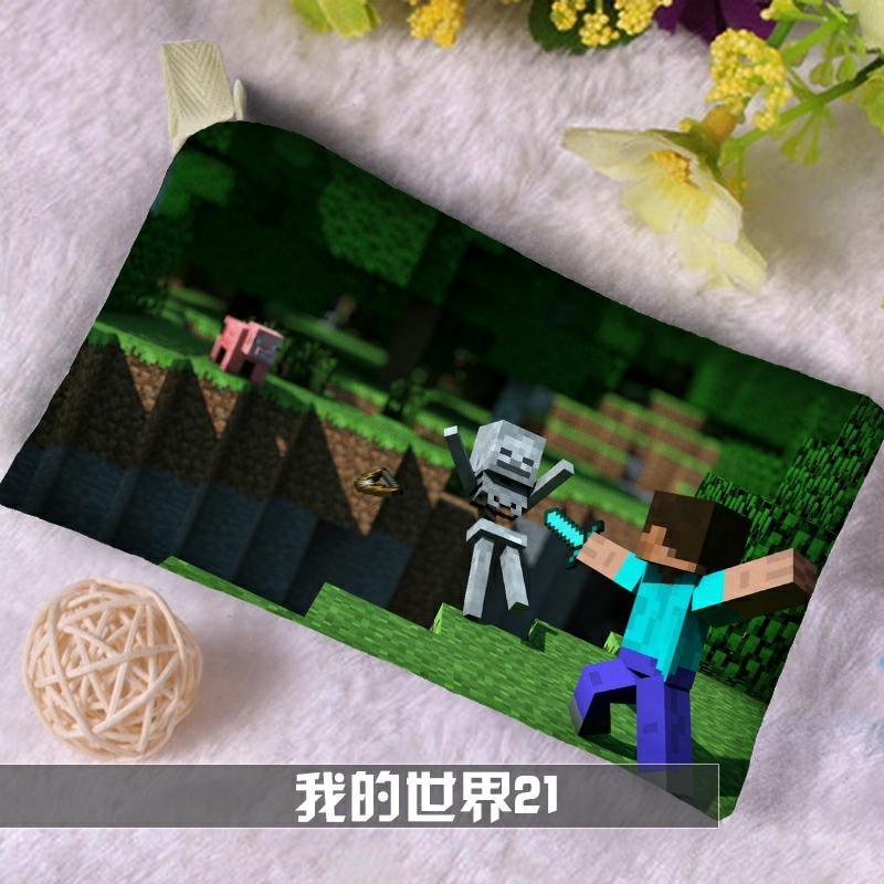 "Lihtsad ""Minecrafti"" pinalid"