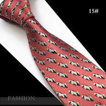 New Style Men's Fashion Neckties Christmas Tie Soft Designer Character Necktie Music score(China)