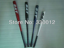 1pc 32 inch (82cm) baseball bats aluminium alloy baseball bat sports color blue,red,silver,black to mix