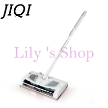 Dry wet dual use Hand push wireless electric sweeper Vacuum Cleaner Cordless mopping robot drag sweeping Broom mops charge gift