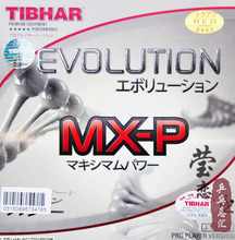 Original Tibhar table tennis rubber EVOLUTION MX-P for table tennis rackets blade fast attack loop ping pong rubber