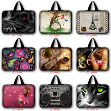 Laptop Sleeve Case Bag Notebook Cover Pouch For Acer Dell 10 11 12 13 14 15 17 17.3 inch Laptop Netbook Tablet(China)