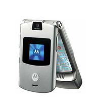 Original  Motorola RAZR V3 Mobile phone Refurbished unlocked