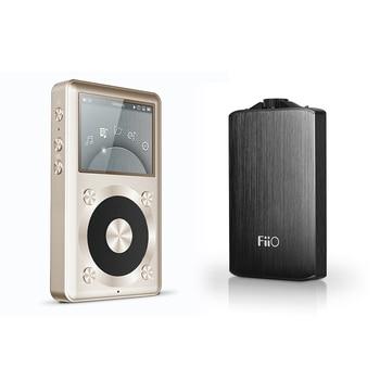 FiiO Bundle Kits Music player X1 with Headphone Amplifier A3