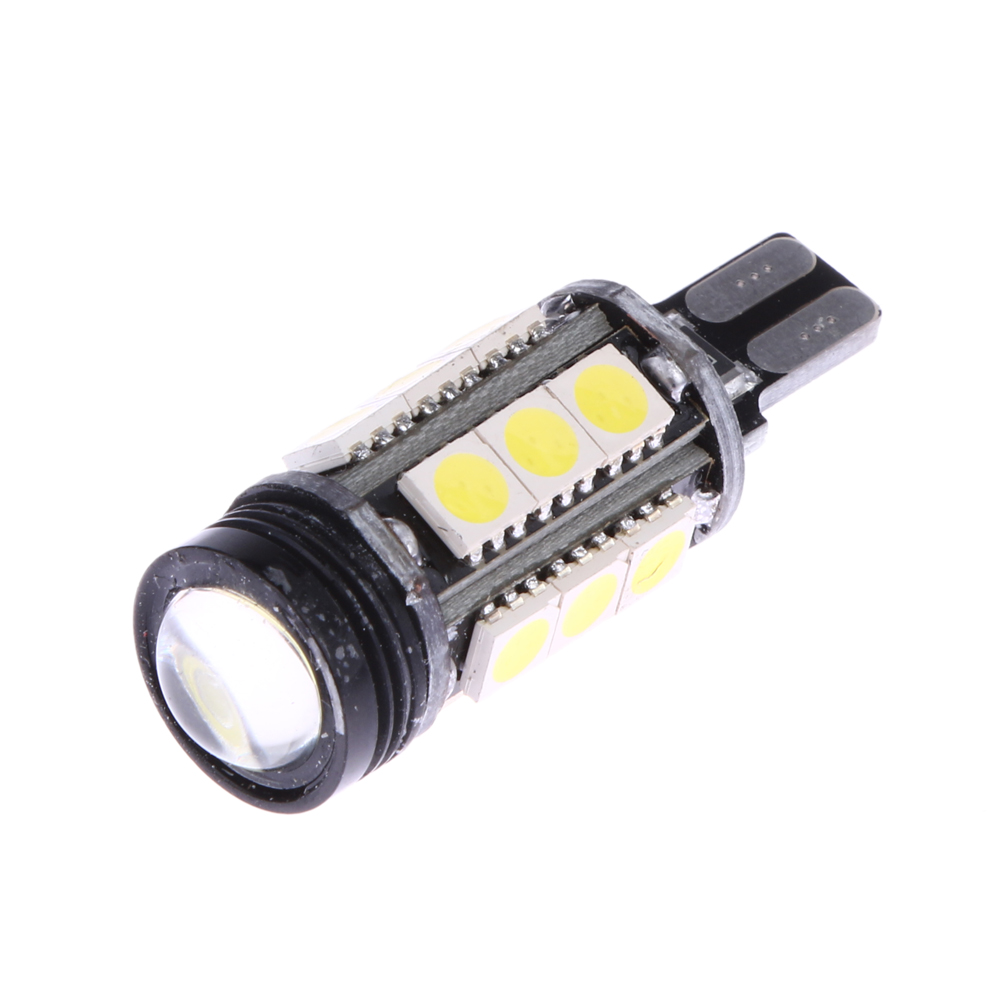 Car Styling T15 Xenon White Canbus Error Emitter LED T15 360 5050SMD 921 W16W LED Backup Reverse Lights 6000K Car Light Bulb <br><br>Aliexpress