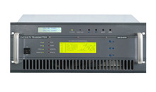 CZH518A-200W VHF UHF All Solid State wireless analog TV Signal Broadcast transmitter TV Station Broadcasting Equipment