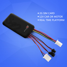 GT06 Mini Car GPS Tracker Vehicle Online Tracking System Monitor Remote Control Alarm SMS GSM GPRS for Motorcycle Locator Device