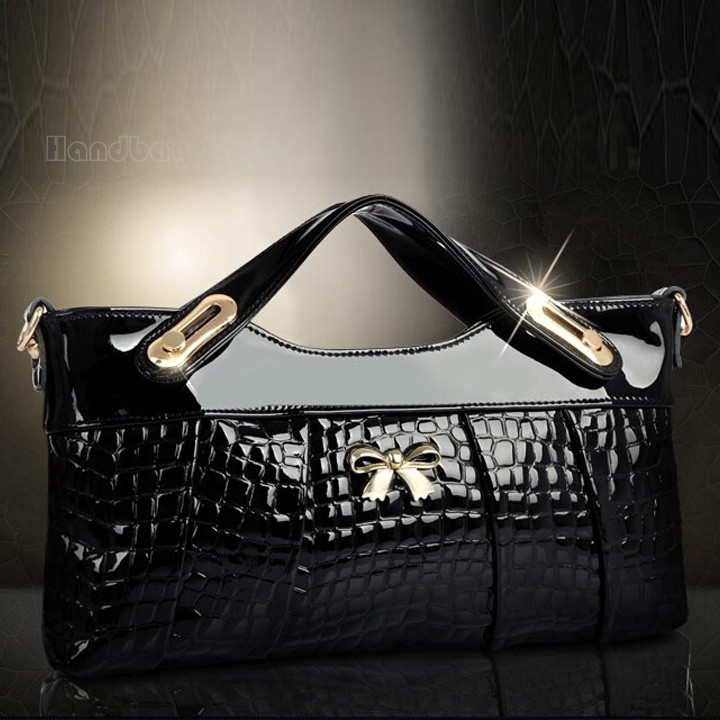 2016 Bow Clutches Evening Shoulder Bag Women Synthetic Leather Handbag Messenger Bag<br><br>Aliexpress
