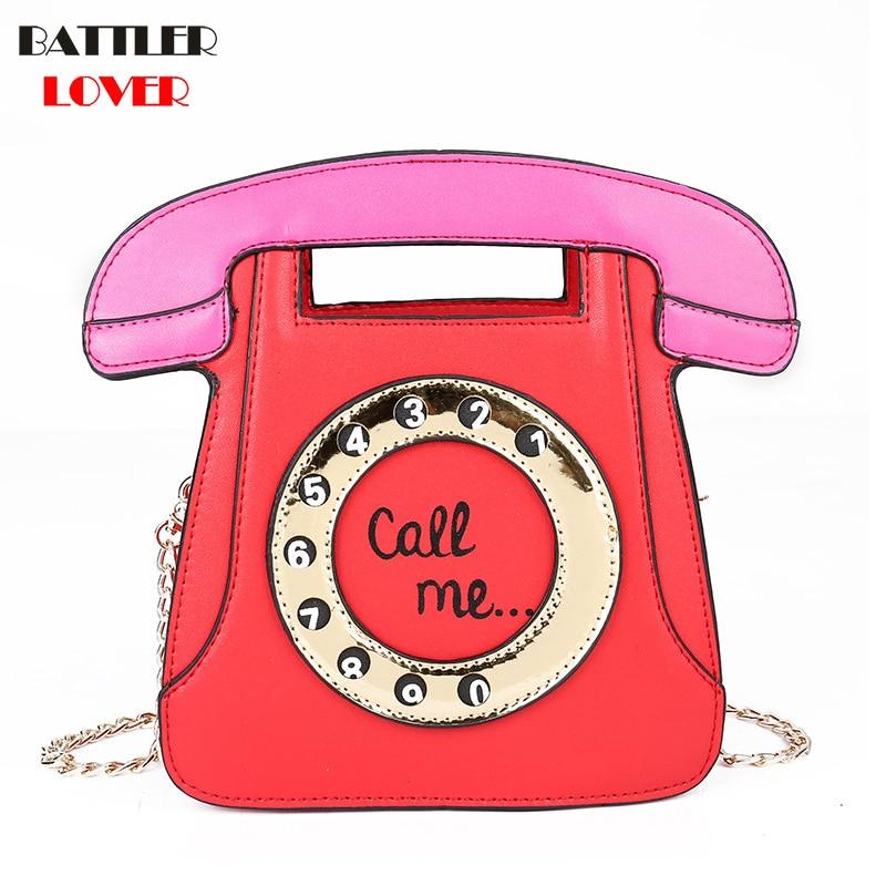 Telephone Shape Kid