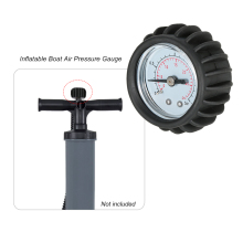Inflatable Boat Raft Kayak Air Pressure Measuring Instrument Tool Body Board Barometer(China)
