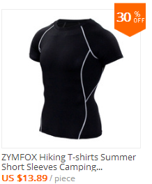 Men Hiking T shirt