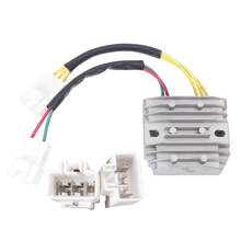 For HONDA Motorcycle Rectifier SH300 Scooter 2007 2008 2009 2010 31600-KTW-901 31600KTW901 Voltage Regulator Rectifier #5035